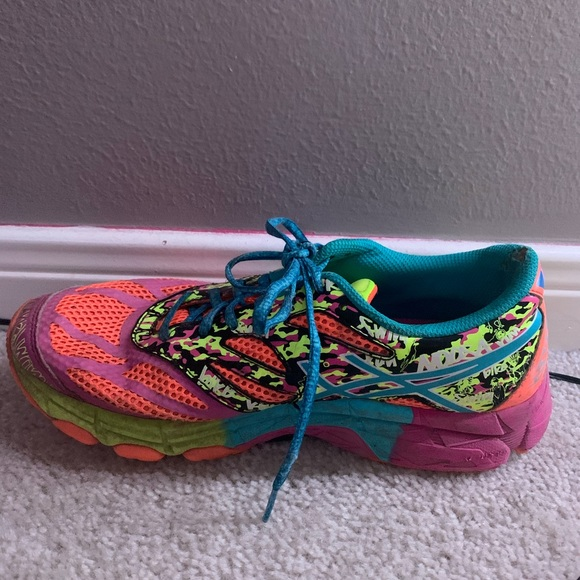 Asics Colorful Womens Running Shoes